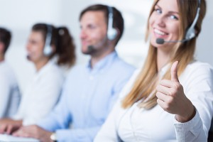 Cloud based Call Center VoIP.